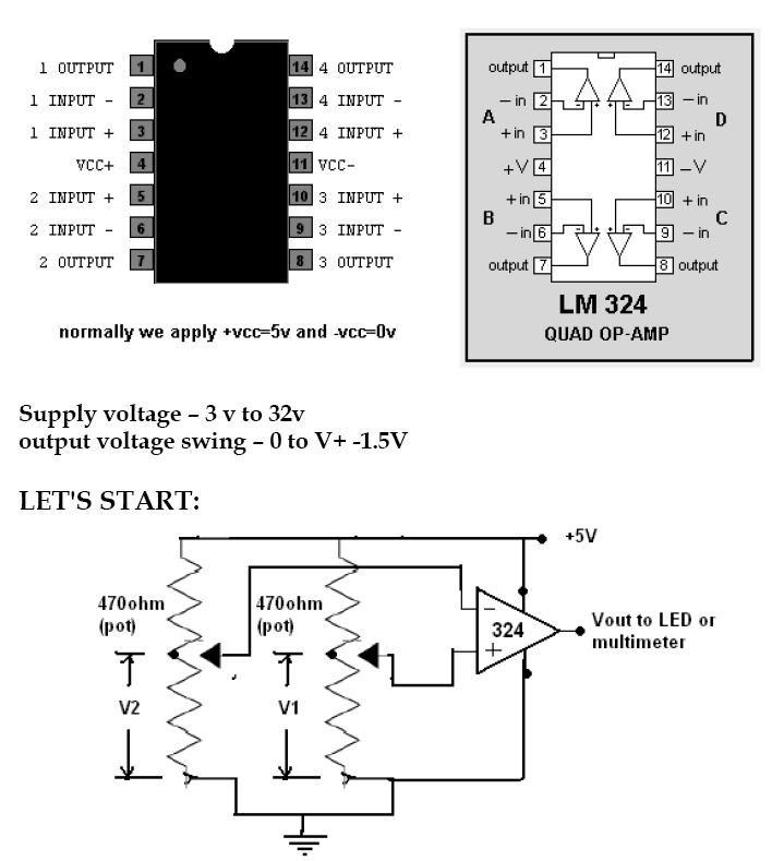 Line follower analog doethineb duwnote sebuah komparator dalam robot line tracer untuk menghasilkan tegangan output dengan logika high atau low 1 atau 0 yang digunakan untuk mengaktifkan driver ccuart Image collections